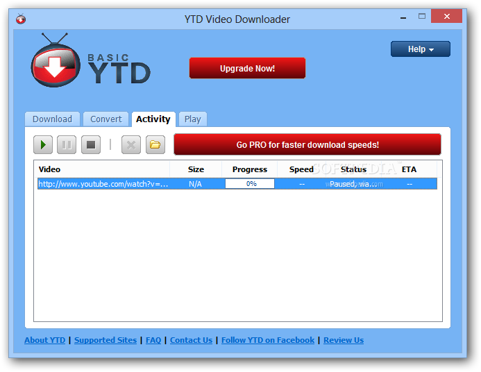 YTD Video Downloader - Lets